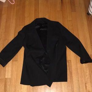 Jackets & Blazers - Women's oversized black blazer